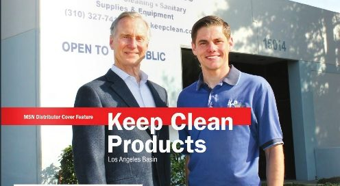 Keep Clean Products - March/April 2014